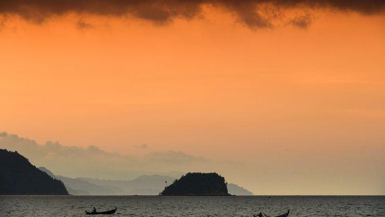 L'Indonésie, un ensemble de 17 000 îles et îlots s'est formé par la convergence de trois grandes plaques tectoniques. (CHAIDEER MAHYUDDIN / AFP)