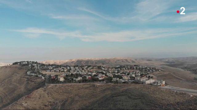 Cisjordanie : les colonies israéliennes ne sont plus contraires au droit international, selon Washington
