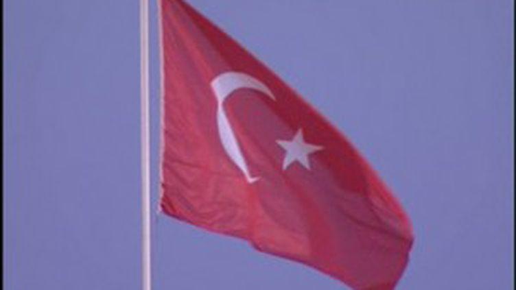 L'Union européenne a prévenu qu'une interdiction du DTP violerait les droits de la minorité kurde. (France 3 Aquitaine)