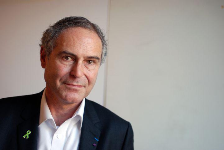 Le professeur Christian Perronne, le 26 janvier 2017. (LEEMAGE / AFP)