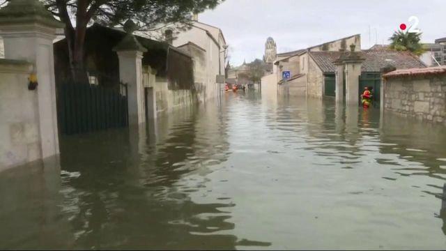 Inondations : un dimanche marqué par les intempéries dans toute la France