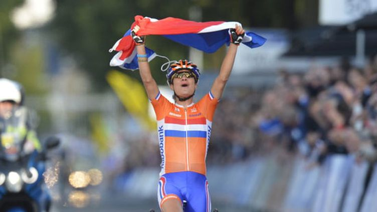 Marianne Vos (Pays-Bas)