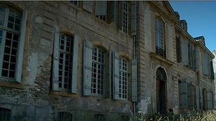 Le château de Gudanes, dans l'Ariège. (FRANCE 3)