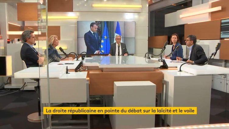 Les informés du mercredi 30 octobre 2019. (FRANCEINFO / RADIOFRANCE)