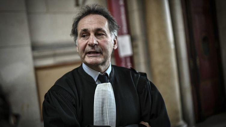 Pierre-Olivier Sur, le 11 décembre 2019. (STEPHANE DE SAKUTIN / AFP)