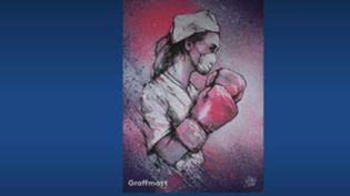 L'Art au service des soignants. (FRANCEINFO)