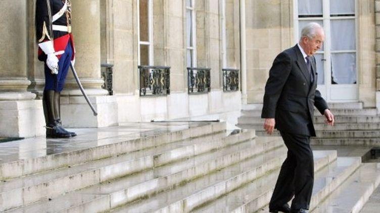 Edouard Balladur (AFP)