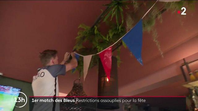 France-Allemagne : les bars et restaurants se préparent à accueillir les supporters