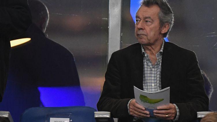 Michel Denisot est le favori à l'élection pour la présidence de la LFP. (MARTIN BUREAU / AFP)