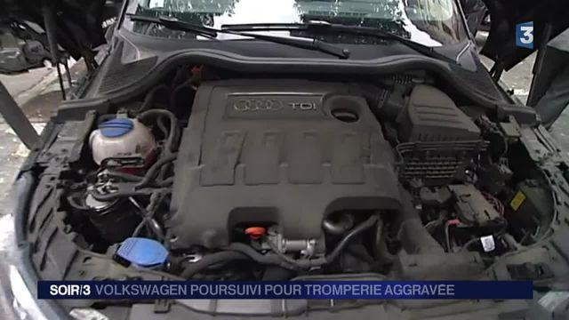 Volkswagen: les premières plaintes de particuliers