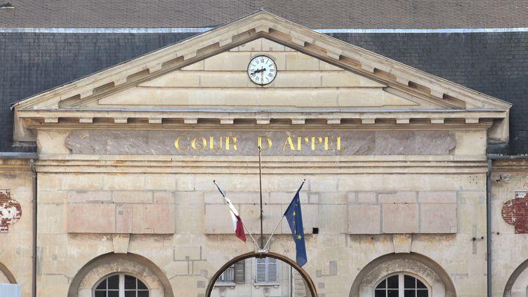 La cour d'appel de Versailles (Yvelines), le 30 septembre 2011. (JACQUES DEMARTHON / AFP)