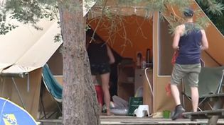 Camping à Rambouillet (France 3)