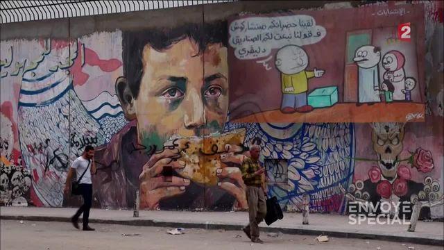Envoyé spécial. Egypte : au pays des oubliés