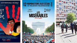 """""""J'ai perdu mon corps"""" et """"Les Misérables"""" en lice pour les Oscars (DR)"""