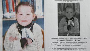La mort de Marina, une fillette de 8 ans battue à mort par ses parents, avait été dissimulée en disparition. (DENIS LAMBERT / MAXPPP / LE MAINE LIBRE)