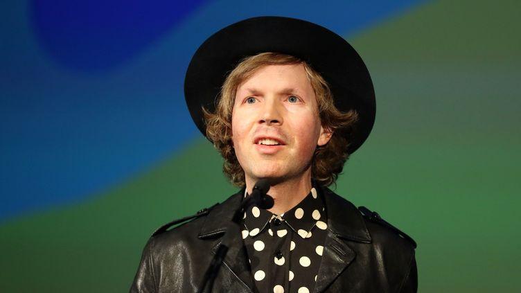 Beck à Hollywood en août 2017.  (Rich Polk / Getty Images / AFP)