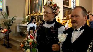 Le mariage de l'Ami Fritz est devenu une tradition  (France 3 / Culturebox)