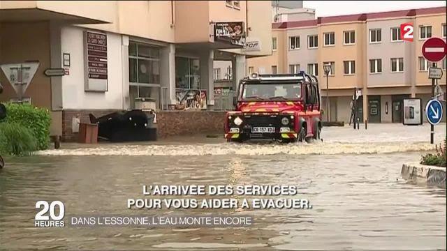 Inondations : l'Essonne s'attend au pire