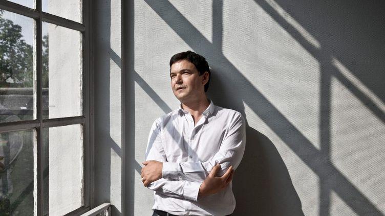 Thomas Piketty, économiste (Photo Upside)