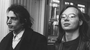 Donald Fagen (à gauche) et Walter Becket de Steely Dan en 1978.  (Michael Ochs Archives / Getty Images)