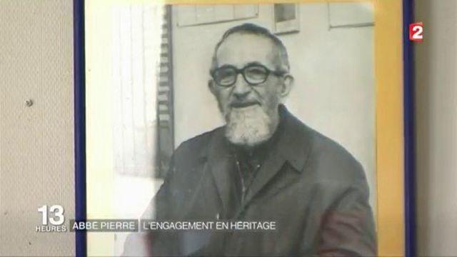 Abbé Pierre : l'engagement en héritage
