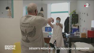Envoyé spécial. Déserts médicaux : les nouveaux pionniers (ENVOYÉ SPÉCIAL  / FRANCE 2)