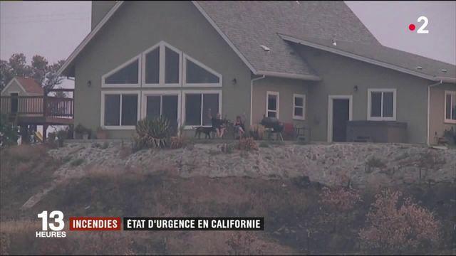 Californie : des incendies meurtriers et incontrôlables