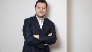 """Guillaume Musso a publié """"Le secret des écrivains"""" aux éditions Calmann Lévy. (ARNAUD JOURNOIS / MAXPPP)"""