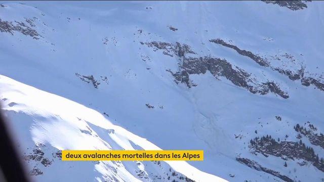Savoie : sept personnes décédées dans de nouvelles avalanches mortelles