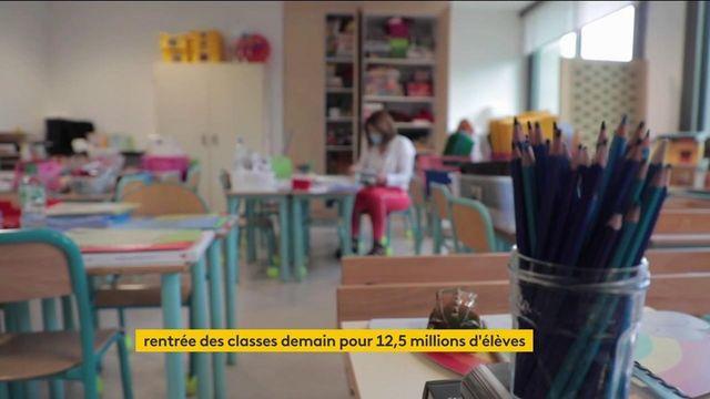 Rentrée des classes : la promesse d'une revalorisation des salaires des enseignants