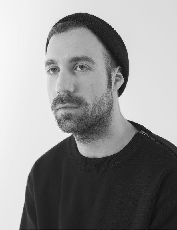 Le créateur Louis Gabriel Nouchi (Emilie Gomez)