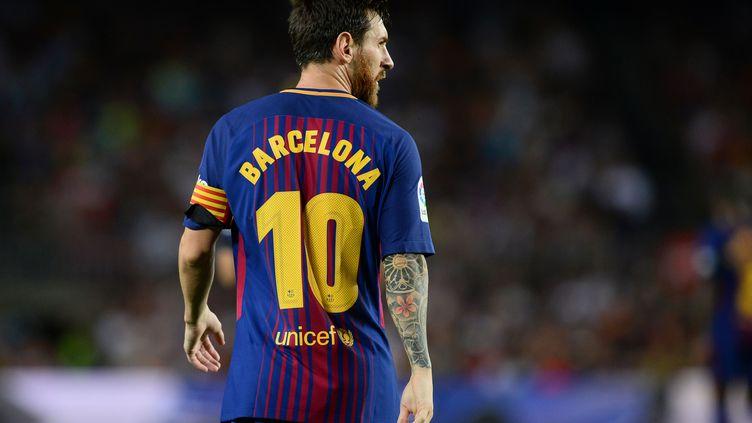Messi, l'icône du Barça