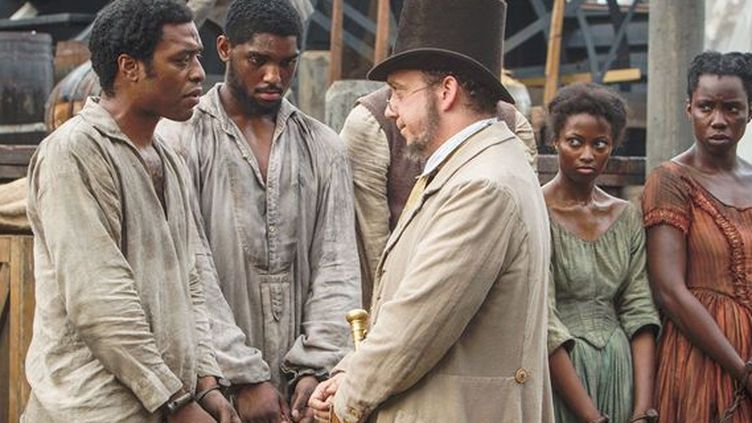 """Chiwetel Ejiofor et Paul Giamatti dans """"12 Years A Slave"""" de Steve McQueen (II)  (Mars Distribution )"""
