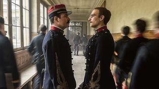 """Photo extraite du film """"J'accuse"""" de Roman Polanski avec Jean Dujardin et Louis Garrel, en salles le 13 novembre. (Gaumont Distribution)"""