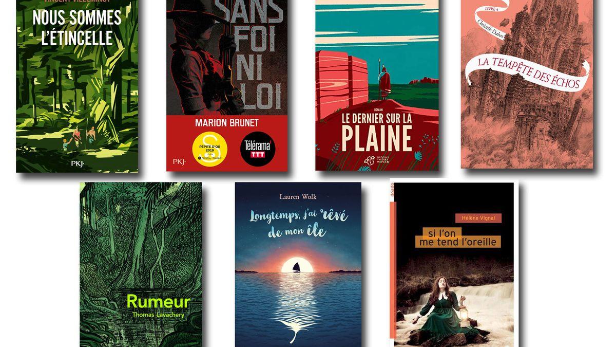 Cadeaux De Noel Des Idees De Livres Pour Les Enfants Et Les Ados A Glisser Sous Le Sapin