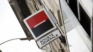 La Société générale a annoncé, jeudi 5 novembre, la fermeture de 20% de ses agences en France d'ici 2020. (ALLILI MOURAD / SIPA)