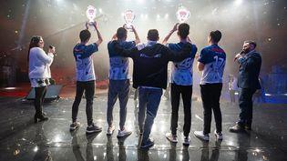 L'équipe LDLC OL a remporté le tournoi League of Legends de la prestigieuse compétition de la Lyon E-Sport en 2019. (Lyon E-Sport)