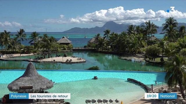 Polynésie : malgré le Covid-19, le tourisme redémarre timidement