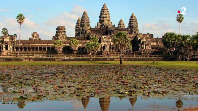 Temples d'Angkor : sous la pression des touristes
