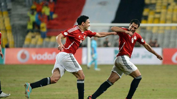 Le bonheur des Egyptiens Hosni Abd Rabo et Mohammed Nagi