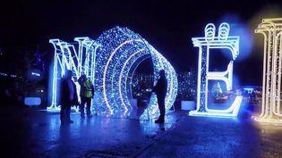 Dans la plupart des villes et villages, les illuminations de Noël sont déjà en place. Un moment important à Fourmies, dans le Nord. (France 3)