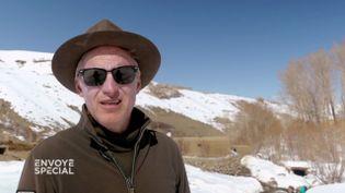 Envoyé spécial. Quand un Suisse crée un club de ski en Afghanistan (FRANCE 2 / FRANCETV INFO)