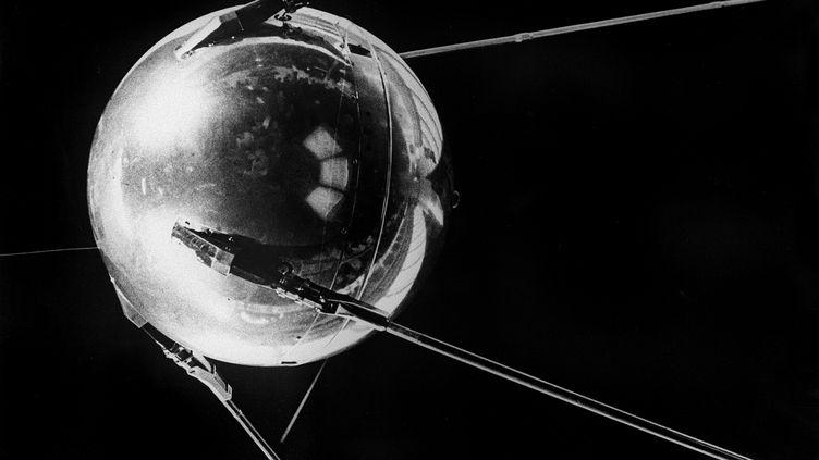 Spoutnik 1. (- / TASS)