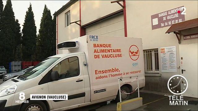 """Collecte de dons : certaines banques alimentaires inquiètes des blocages des """"gilets jaunes"""""""