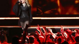 Madonna en concert ici à Miami en 2016. (ALEXANDER TAMARGO / GETTY IMAGES NORTH AMERICA)