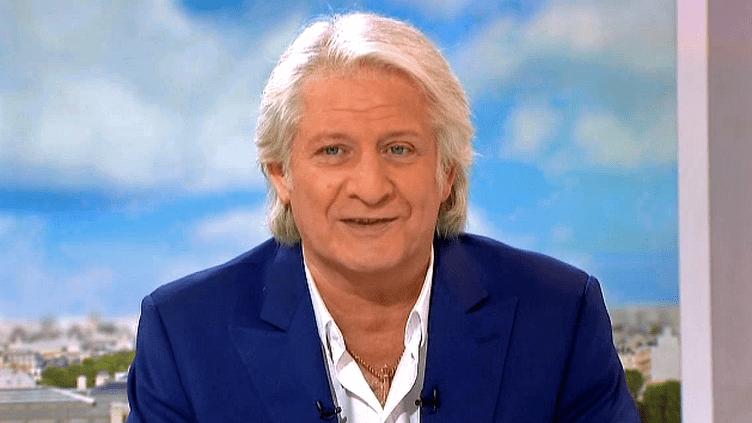 """Patrick Sébastien invité sur plateau de France 2 pour """"Le goût des tomates mûres""""  (France 2 / Culturebox)"""