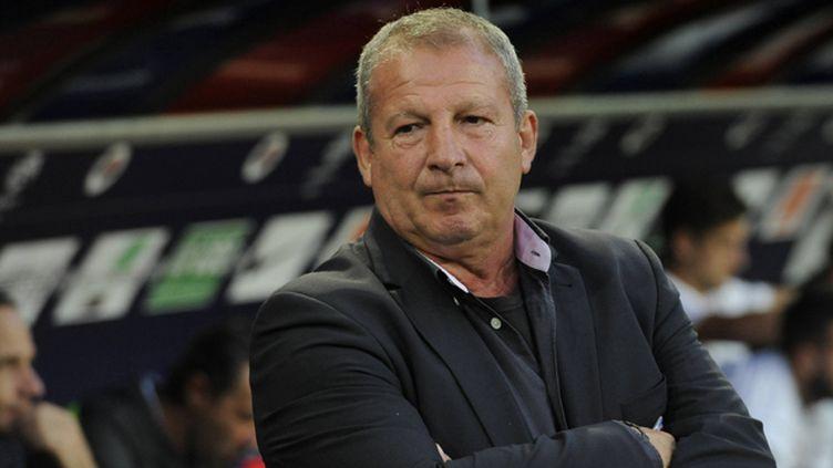 (Rolland Courbis, ancien entraîneur de Montpellier, va retrouver le banc à Rennes  © MaxPPP)