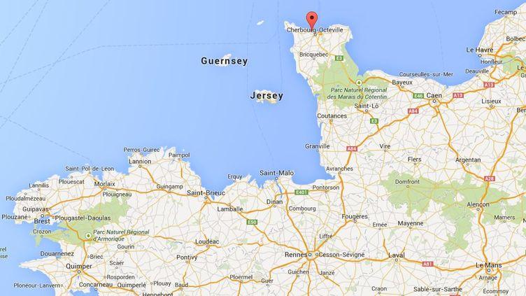 Equeurtreville (Manche) ( GOOGLE MAPS)