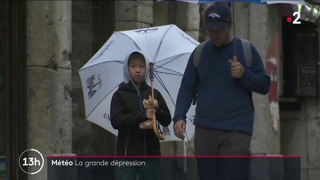 Météo : sur toute la France, la grande dépression