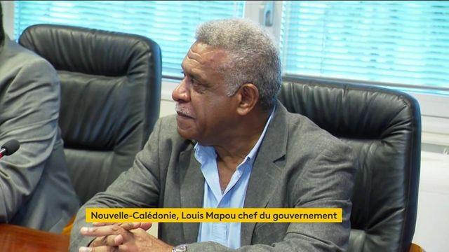 Nouvelle-Calédonie : Louis Mapou élu chef du gouvernement